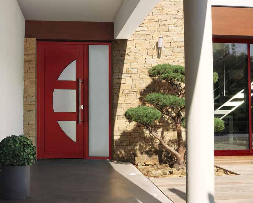 quels sont les aspects consid rer pour choisir sa porte. Black Bedroom Furniture Sets. Home Design Ideas